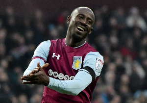 Albert Adomah will leave the club when his contract expires