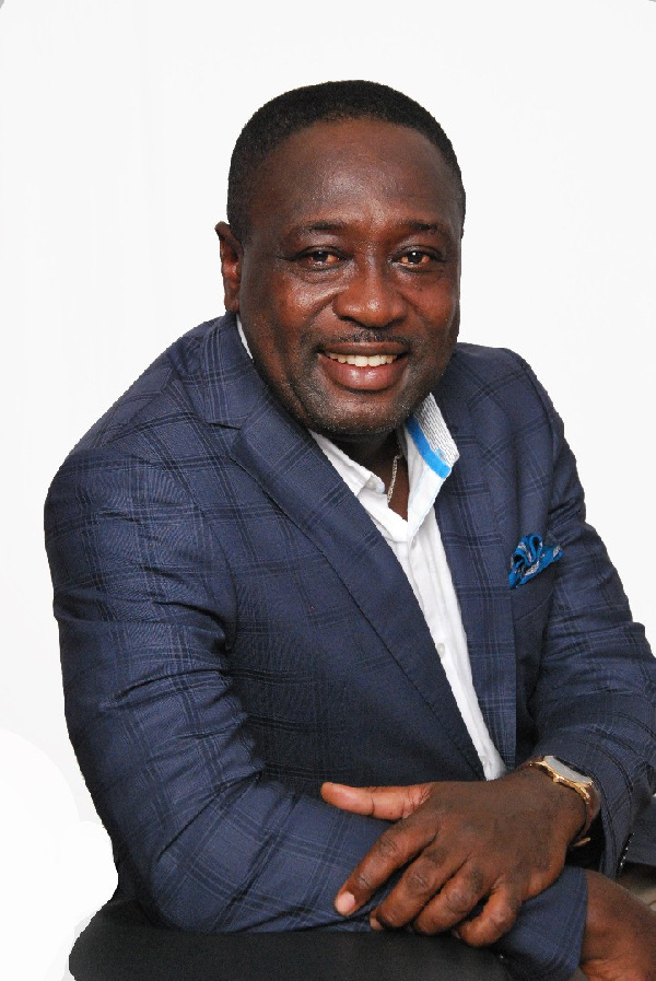 GIFF elects Edward Akrong as President at 23RD AGM