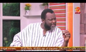 Timothy Ataboadey Awontiirim is former MP for Builsa North