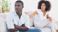 Married Ghanaian man opens up on his wife's 'strange behavior'