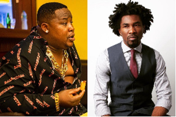 Keep my name off your mouth - Boma replies Cubana Chief Priest