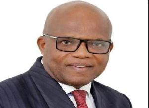 Dr. Nana Ato Arthur