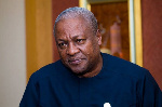 Stop interfering in the works of anti-corruption agencies – Mahama to Akufo-Addo