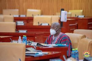 Dan Botwe Parliament2021123456