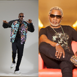2face (left) and Awilo (right) are the two international acts booked for this years edition of ALN
