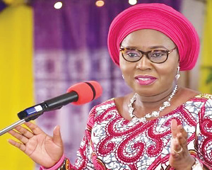 Wife of Ondo State Governor, Betty Anyanwu-Akeredolu