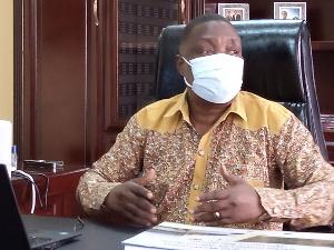 Kwasi Adu-Gyan, Bono East Regional Minister