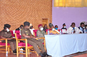 ISSAPR holds training on elections and security for security agencies and media