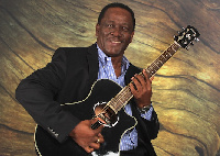 United States-based Ghanaian guitarist, Nathan Pryce