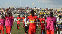 Kotoko are out of the CAF Champions League