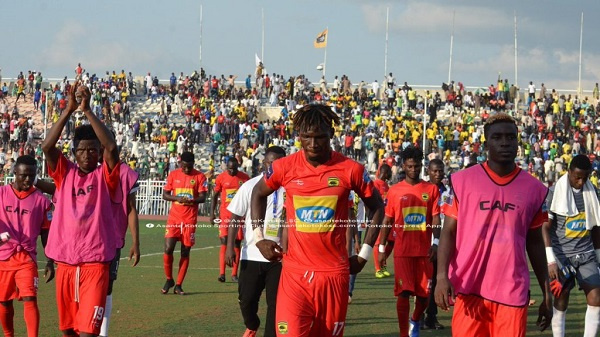 Watch how Kotoko lost to San Pedro in the CAF Confed. Cup