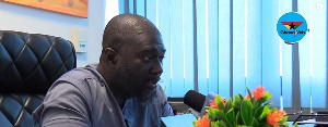 Duncan Amoah is Executive Director for COPEC