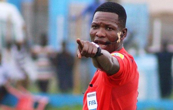Daniel Laryea to handle decider between rivals Berekum Arsenal and Bofoakwa Tano
