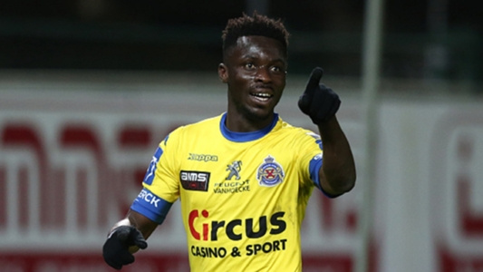 Nana Ampomah could leave Waasland this month