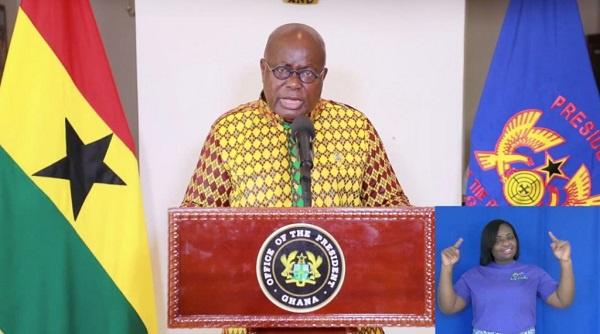 'You're a competent, compassionate, visionary leader' – Volta Chief to Akufo-Addo