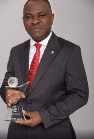 Henry Oroh is the Managing Director/Chief Executive Officer of Zenith Bank