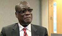 Kofi Kodua Sarpong, CEO, GNPC