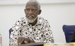 Former Rector of GIMPA, Professor Stephen Adei