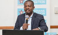 AGI CEO, Seth Twum-Akwaboah