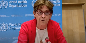 Assistant Director-General for Access to Medicines and Health Products at WHO, Mariangela Simao