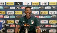 Kelvin Yeboah, Footballer