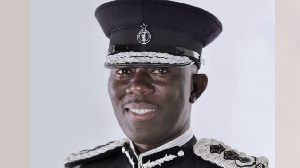Profile of COP Akuffo Dampare: De new acting IGP wey Ghana President appoint