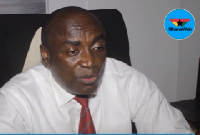 Kwabena Agyapong, suspended General Secretary of NPP