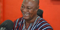 Samuel Pyne is the Regional Secretary of the New Patriotic Party