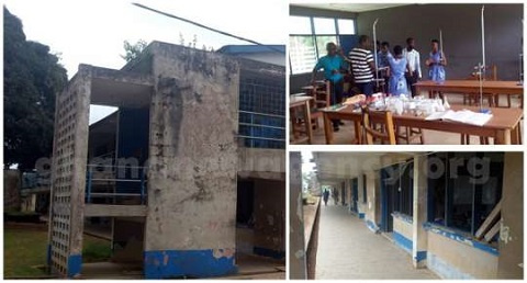 The state of some SHS domitories are very poor