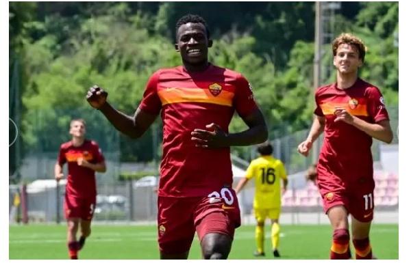 Felix Afena-Gyan earns praises after brace in Italy