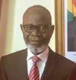 Ghana's Ambassador to South Africa, George Ayisi Boateng