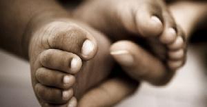 Baby Feet New