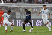 Kwadwo Asamoah is hoping to revive his career at Inter Milan this season