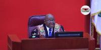 Prof. Mike Ocquaye, Speaker of Parliament