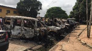 Authorities confam say 1,844 inmates escape from di Owerri prison afta gunmen attack