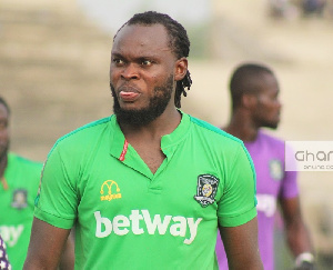 Yahaya Mohammed is one of the experienced players in the League