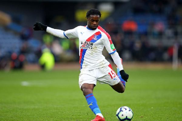 Crystal Palace star Jeffery Schlupp suffers fresh injury, set to miss Ghana's friendly against Mali