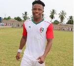 Karela United striker Diawusie Taylor reveals personal target this season