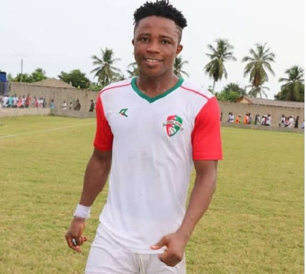 2020/21 GPL: Karela United forward Diawisie Taylor targets 30 goals