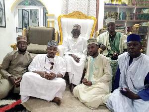 Chief Imam With Zabarma Chiefs