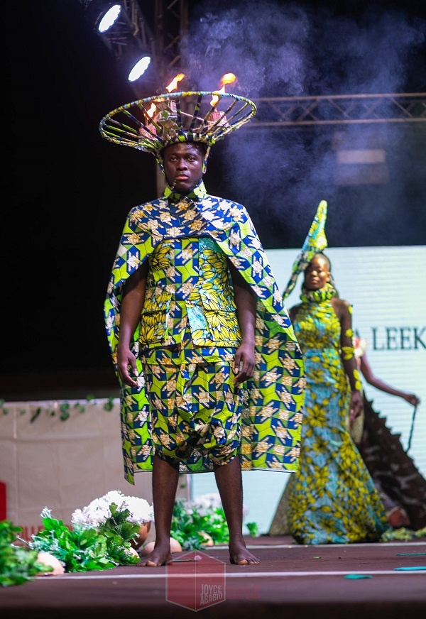 Joyce Ababio College Of Creative Design Students Stun Audience At Graduation Fashion Show