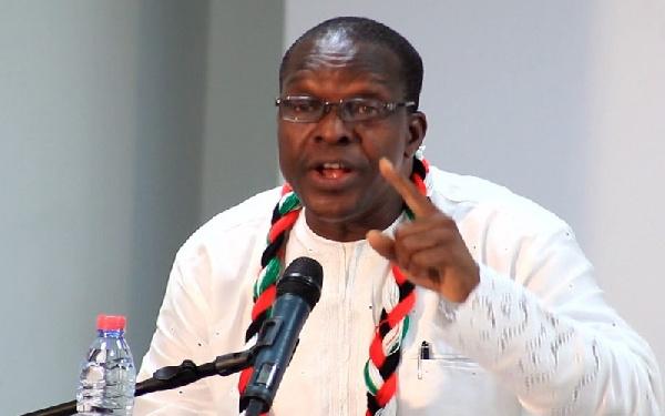 Bagbin more of an NPP speaker than NDC – Ex-MCE