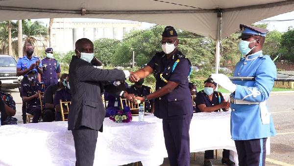 Customs Tema Sector Command gets new boss