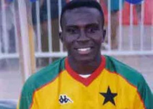 Former Hearts Of Oak defender, Yaw Amankwah Mireku,