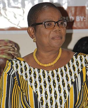 Mrs Bella A Ahu, President of the Ghana Tourism Federation