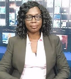 Executive Secretary, Ghana Anti-Corruption Coalition, Beauty Emefa Narteh