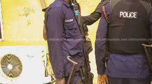 File photo of policemen