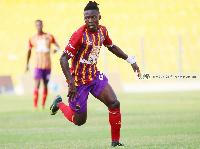 Accra Hearts of Oak midfielder, Ibrahim Salifu