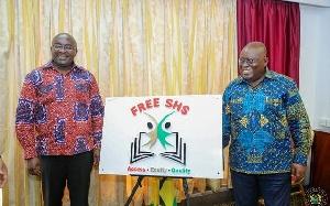 Free Shs Bawumia And Akuffo