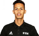 Mauritanian referee Abdelaziz Bouh